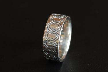 吉原繋ぎの指輪♪