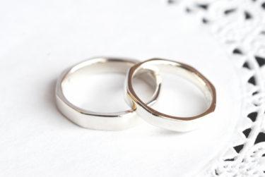 オーダー頂いたSeiオリジナルの結婚指輪♪