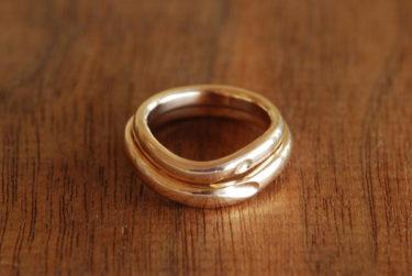 ふたりで作るカワイイ結婚指輪♪